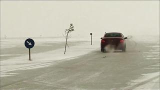 ESTONIA ICE ROADS
