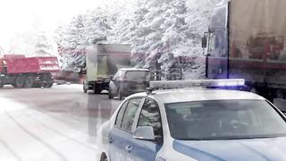 Tallinna-Narva maanteel juhtus kaks avariid