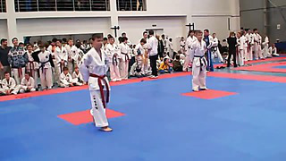 Danila Subachus, Patterns 1 _Black Belt 2014