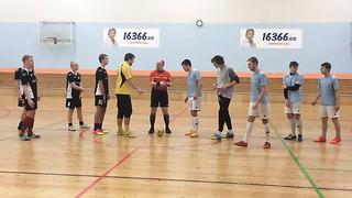 GEP 1 - 6 Rekato, Tallinn Futsal CUP 2014