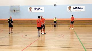Norma 2 - 4 TJK, Tallinn Futsal CUP 2014
