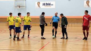Shnelli 2 - 5 Doker, Tallinn Futsal CUP 2014