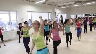 zumba Narva fitness