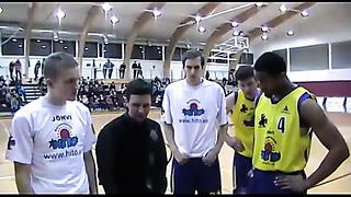 ХИТО - ПЯРНУ, Чемпионат Эстонии по баскетболу. 22.02.2014