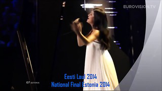 Eesti Laul 2014 - National Final Estonia 2014 Recap