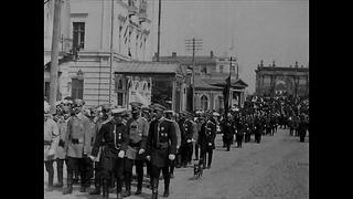 Tartu Vabatahtlike Tuletõrjujate Selts __ Volunteer Firefighters' Society of Tartu (1914)