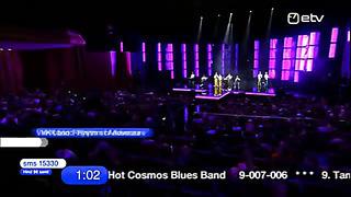 Eesti Laul 2014 VHK bänd Rhythm of Adventure ETV