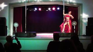 Pole Dance Tallinn Estonia ( City Dance Studio)_ Anneli&Natalja
