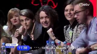 Saatejuhid naeravad - Vanamees - Eesti laul 2014 poolfinaal