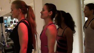 Pole Dance_Fitness Tallinn ( City Dance Studio)_ Avatud uste päevad 2012!