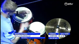 Sandra Nurmsalu - Kui tuuled pöörduvad @ Eesti Laul 2014 Finaal