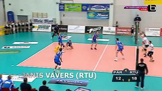 TOP 5 hetked - Pärnu VK vs RTU - Schenker liiga Final Fouri pronksikohtumine