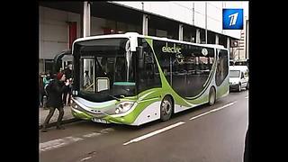 В Таллинне испытывают новый вид общественного транспорта