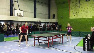 Eesti lauatennise meistrivõistlused 2014 Kätlin Latt - Valeria Petrova (finaal)