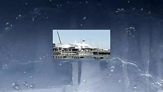 Tallin harbour