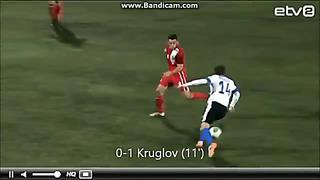 Friendly_ Gibraltar - Estonia 0-2 (highlights)
