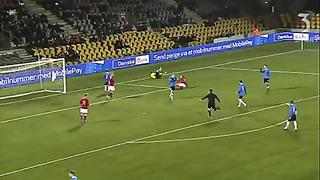Højbjerg 2 goals_ Denmark 8 - 0 Estonia U21 _ 05-03-2014