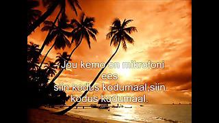 Kemo- Kodus Kodumaal + lyrics
