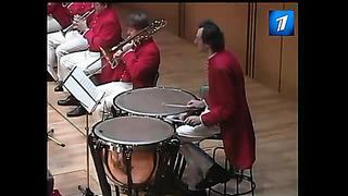 Сегодня в зале _Нокиа_ концерт легендарного Венского оркестра Иоганна Штрауса