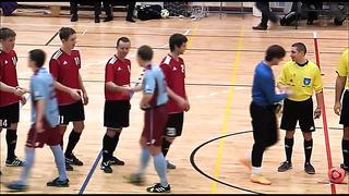 2013-21-12 FC PETROW (LATVIA) - FC RAKETA (ESTONIA)