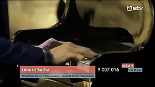ELINA NETŠAJEVA - Rosina aaria