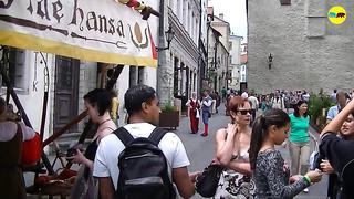 ESTONIA - Tour gastronómico en Tallin