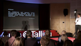Estonian students at the frontier of science_ Andris Slavinskis at TEDxYouth@Tallinn