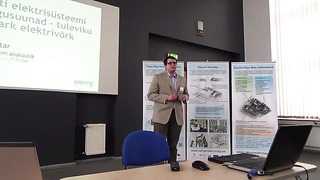 Imre Drovtar - Eesti elektrisüsteemi arengusuunad, tuleviku tark elektrivõrk