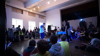 Tallinn Checks Styles 2014 hip hop 1vs1 quaterfinal sami vs _