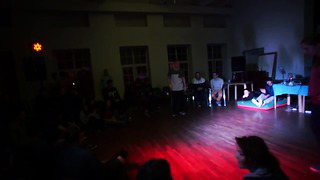 Tallinn Checks Styles 2014 hip hop 1vs1 semifinal sami vs