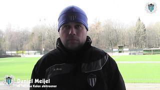 Tallinna Kalev TV_ Daniel Meijel - _Super tulemus Narvast. Poisid mängisid distsiplineeritud