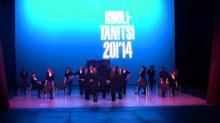 Shaté Tantsukool Grupp Saffire _ Koolitants 2014 _ Tartu piirkondlik voor _ BMW