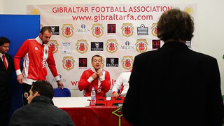 Allen Bulla Press Conference Pre Estonia Game