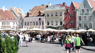 Путешествие по Эстонии. Таллин