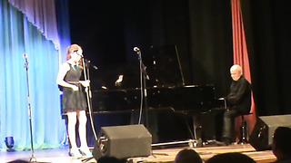 Indra-Mirell Zeinet - Narva konkurss-festival _Noor Laulusolist_ gala