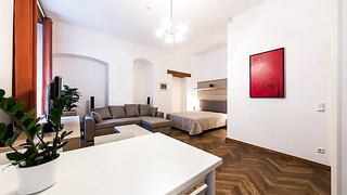 Rataskaevu studio apartment, Tallinn
