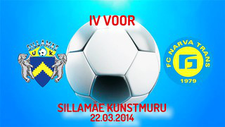 IV voor JK Sillamäe Kalev - Narva JK Trans 1_1 (0_0)