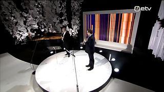 TAAVI ORRO Kontsertpala kahele klarnetile nr 1