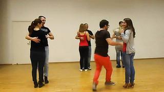 Tallinn Kizomba Weekend - March 2014 con Miguel E Susana