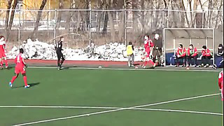 Jõhvi FC Lokomotiv - Kalev Tallinn 0-1