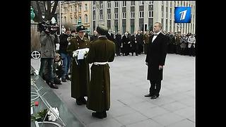 В Эстонии почтили память жертв депортаций 1949 года