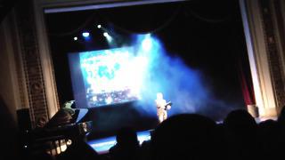 Tallinn Fest 2014_ открытие фестиваля - Паола Мейдра