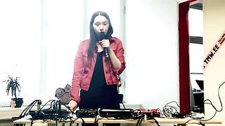 Vul Vulpes - Tallinn Music Week 2014 citystage BiiT Me Record Store