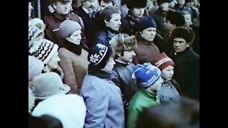 Gorbachev in Estonia (1987)