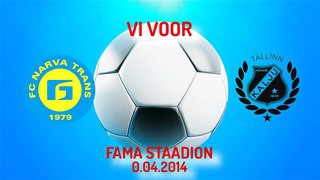 VI Voor JK Narva Trans - Nõmme Kalju FC 0_4 (0_4)
