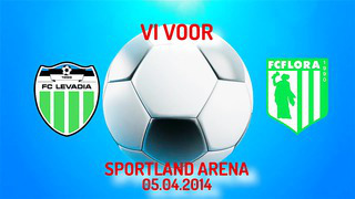 VI voor Tallinna FC Levadia - Tallinna FC Flora 1_1 (1_1)