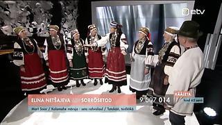 Elina Netšajeva - _Kalamehe mõrsja_ ja _Tatokõõ, tsidšõkõ