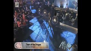 Ari Koivunen - Tears of the Dragon@ TV format TARTU MIKKIIN 2014