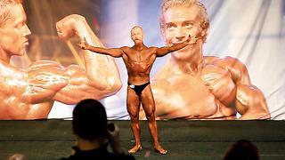 KRISTJAN-JOHANNES KONSAP Lõuna-Eesti VI Lahtised Karikavõistlused Kulturismis ja Fitnessis 2014