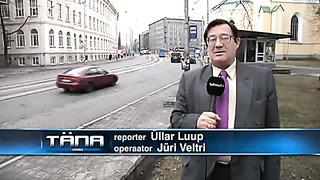 Pärnu maantee remont